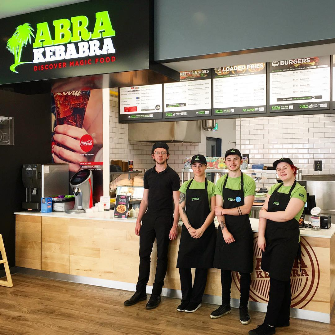 Abrakebabra City Square Shopping Centre, Waterford