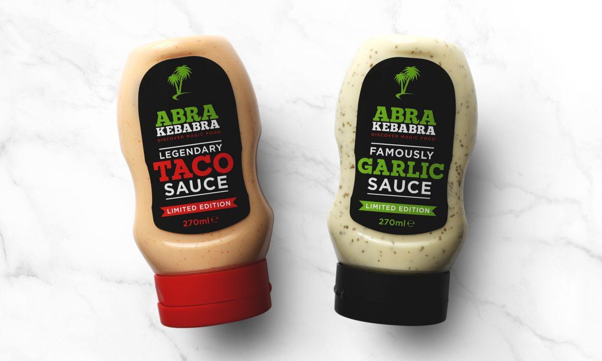 Abrakebabra Magic Sauce Range