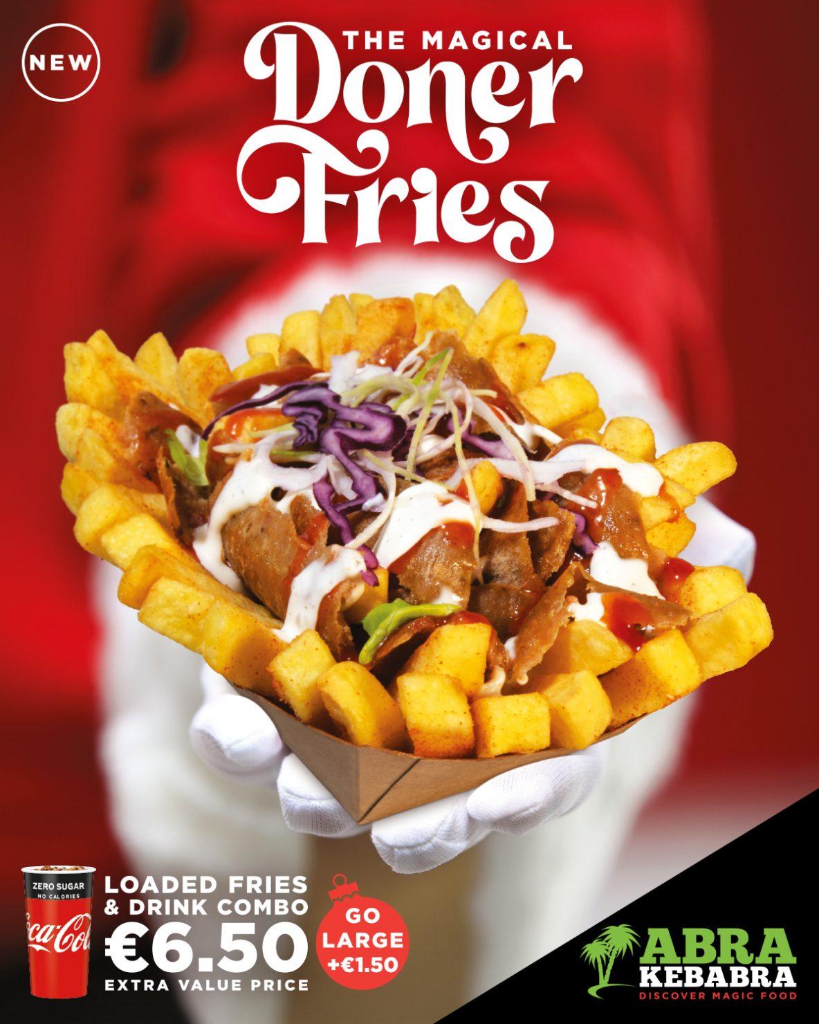 Abrakebabra Doner Fries
