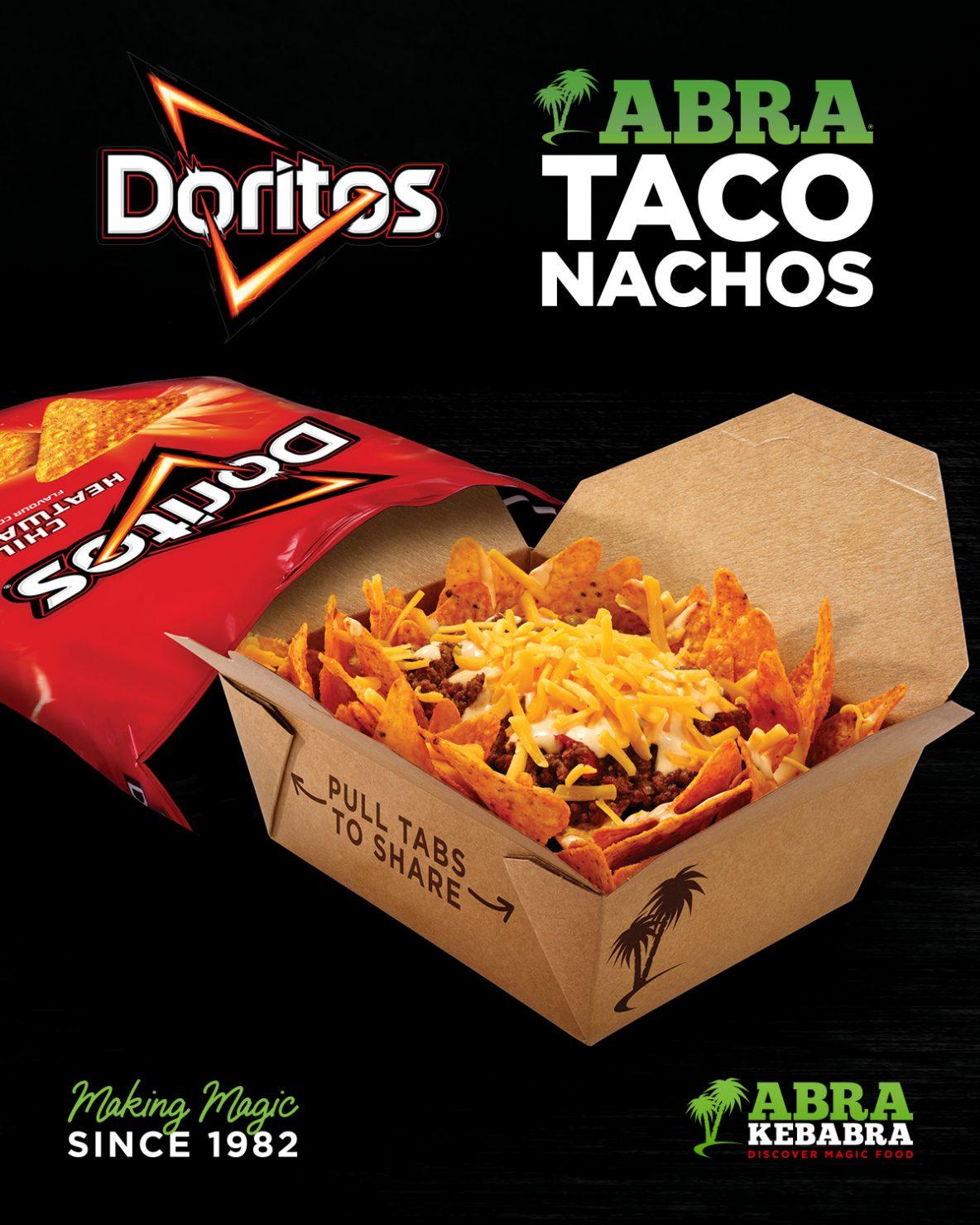 Doritos Abra Taco Nachos